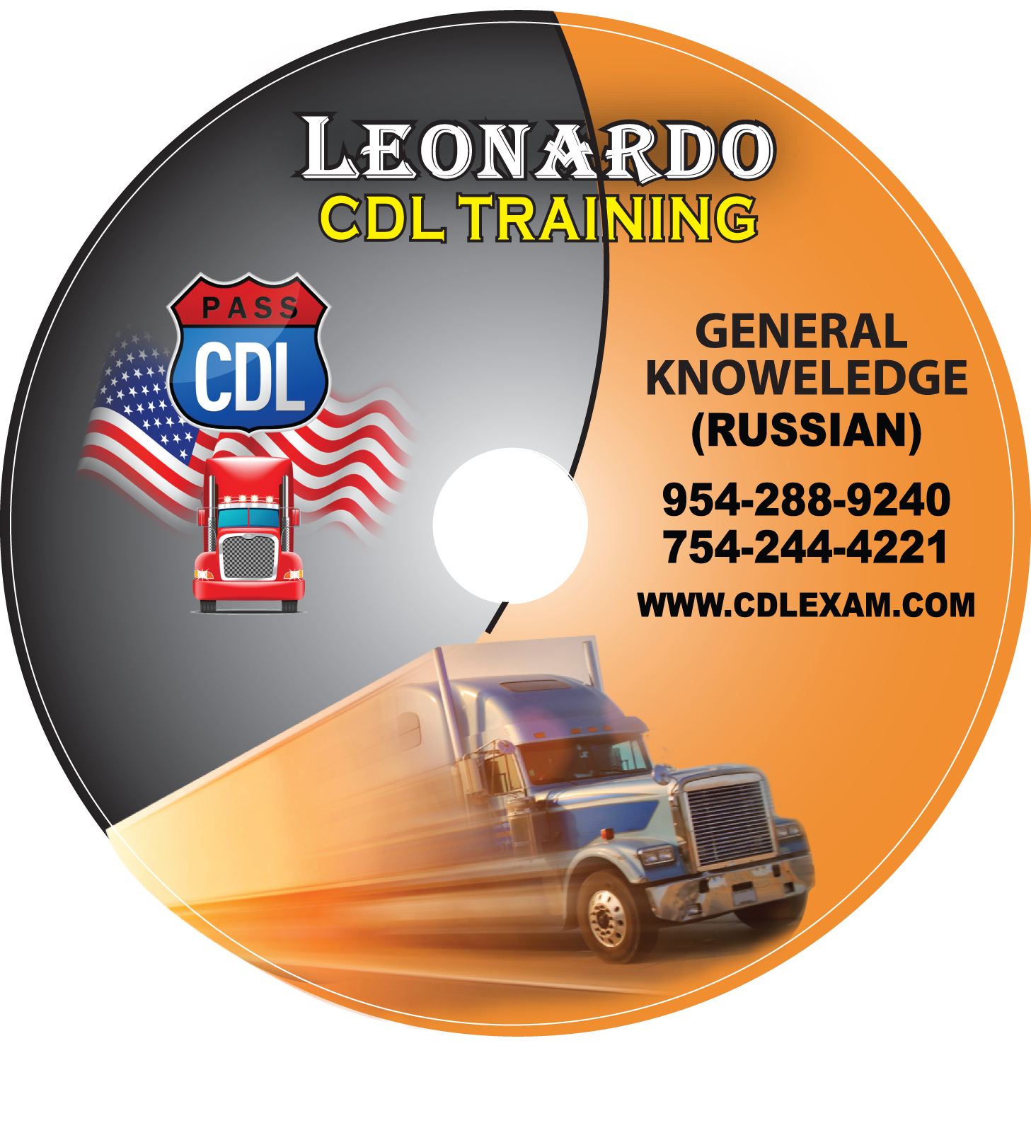 CDL TEST GENERAL KNOWELEDGE  CD FINAL